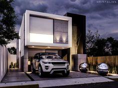 RSI HOUSE  #architecture #modern #facade #contemporary #house #design