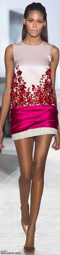 Giambattista Valli Spring 2014 Couture www.vogue.com/...