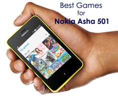 What's Best: Games For Nokia Asha 501 | GIZCRUNCH