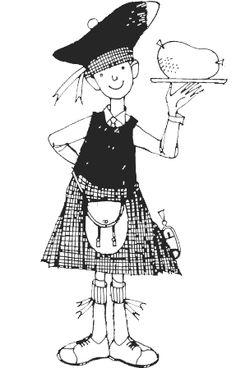 Macsween | What Is Haggis Joyful, Burns, Minnie Mouse, Disney Characters, Fictional Characters, Illustration, Anime, Art, Art Background
