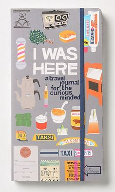As a frequent traveler, I'd love one of these to keep track of the places…