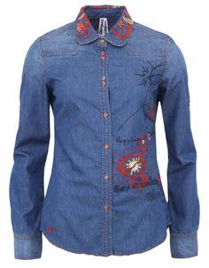 Džínová košile Desigual