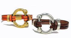 Horseshoe Necklace | Gold |Silver