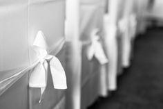 Stuhlhussen auf einer Braunschweiger Hochzeit