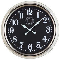 What a great looking clock!! http://www.clocksaroundtheworld.com/cooper-classics-clocks.html