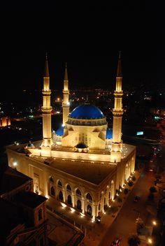 Lighting to Buildings of Worship