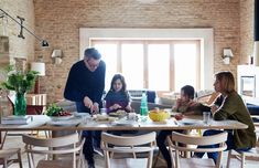 Designing a home is a big commitment. An even bigger commitment is deciding to grow your family. How do you create a home base that's comfortable for a family of two, but will also function well for a family of four—or more? #dwell #howto #familyhome #aginginplace #kidsplayroom