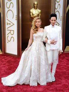Photos: Johnny Weir at the 2014 Oscars | Official Johnny Weir Website