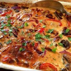 Koteletter i fad som vor italienske mama kunne have lavet dem | Persilles blog