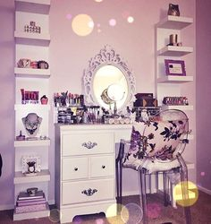 😍❤️😍❤️ 📷: @sarahgracehome # makeup #macgirls #mua  #makeupjunkie #follow #lipstick #makeupbrushes  #makeuporganizer #cosmetic #unique #sparkle #boss #creator #makeupvanity #cosmobox #vanity #trend #brushheaven #makeup #makeupstorage #beautyblogger #tutorial #makeupbyme #Motd #beautyvlogger #fotd #makeuptable #love #vanitydecor #beautyroom #fortheloveofsparkle