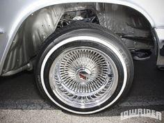 1963 Chevrolet Impala Dayton Wheel