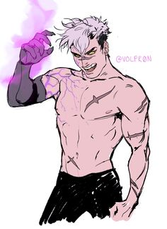 Dark shiro
