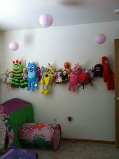 organizing stuffed animals - Google Search