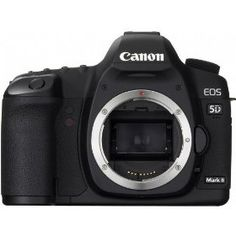 Canon 5d Mark II - I love my camera. When I get the Mark III I'll keep this one as my backup