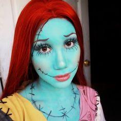 DIY Halloween Makeup Ideas: The Nightmare Before Christmas