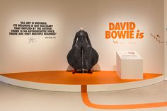 "After nearly three years on tour, ""David Bowie is"" opens in the Groninger Museum The V&a, David Bowie, Art World, All Art, Tours, Painting, Museums, Design, Amp"