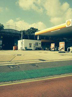 Shell Station Portsmouth