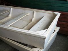 Folding Boat, Free Boat Plans, Plywood Boat, Engine Repair, Small Engine, Wooden Boats, Boat Building, Water Crafts, Outdoor Furniture