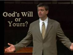 Are You Doing God's Will or Your Own? - Paul Washer - 5 mins - powerful!