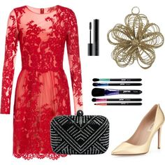 """Natal"" by gessilene-ferreira on Polyvore"
