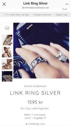 Ring, Diamond, Bracelets, Silver, Jewelry, Fashion, Moda, Rings, Jewlery