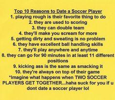 Take that volleyball players! It's so true to Soccer Girlfriend, Soccer Boyfriend, Dear Boyfriend, Cute Soccer Couples, Girls Soccer, Funny Soccer Memes, Volleyball Memes, Softball, Soccer Relationships