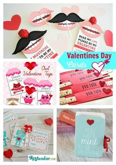 How to make Valentines Day cards with free printable valentines.  These free printable Valentines include Valentines Day Activities, preschool crafts for valentines day, Kindergarten Valentines Day Crafts, and Valentine Day Color Pages!