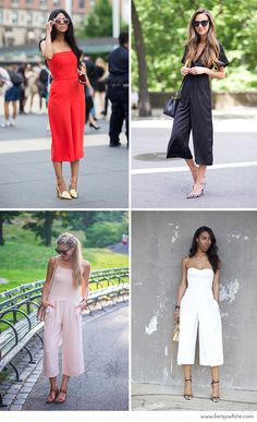 Trendspotting: Culotte Cool