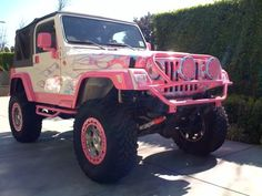 girly jeeps - Google Search