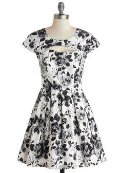 Portraiture Studio Dress, #ModCloth