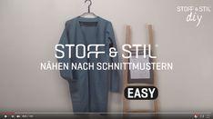 Schnittmuster, Strickmuster & Häkelmuster - STOFF & STIL