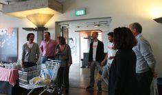 Tafel van Appril, Jacqueline bedankt het team appril voor deze geweldige eerste editie van het festival