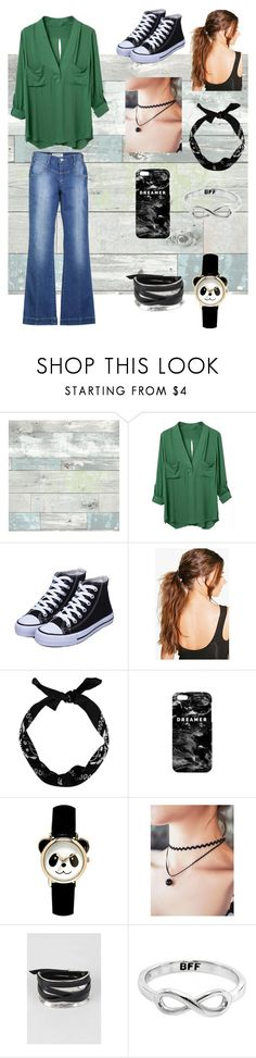 """""""Sydney Style"""" by excellenta ❤ liked on Polyvore featuring WallPops, Boohoo, New Look, Mr. Gugu & Miss Go, Eternally Haute and mybestie"""