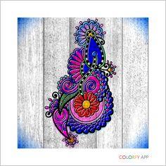 Colorfy Art! It's so cool!