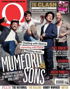 Daily Dose of Mumford and Sons #109 | MumsonFans.com - Mumford And Sons On The Cover Of Q Magazine 2013