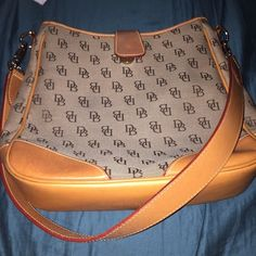 Dooney and Bourke satchel Rarely used, really great condition. Just trying to clear up some space in my house. Prove is negotiable. :) Dooney & Bourke Bags Satchels