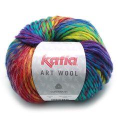 Katia Art Wool - Online bestellen bij Wolplein.nl