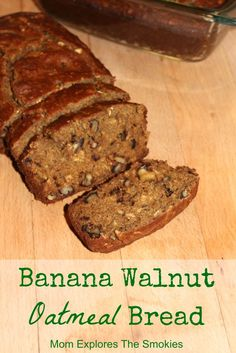oatmeal bread banana nut twist bread recipes eat cake rolls bananas ...