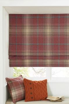 Woven Roman Blinds from Next
