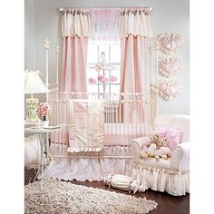 Glenna Jean Ava Crib Bedding Collection