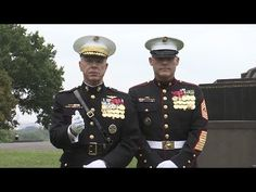 Watch this year's 238th Marine Corps Birthday Message