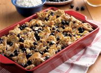 Baked Blueberry French Toast- High Protein Breakfast via Shape Magazine Breakfast Dishes, Breakfast Recipes, Breakfast Ideas, Brunch Ideas, Vegetarian Breakfast, Breakfast Time, Dinner Recipes, Daisy Recipe, Blueberry French Toast Casserole
