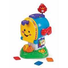Fisher-Price Laugh & Learn Learning Letters Mailbox