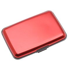 Indestructible Aluminum Wallets (Red)