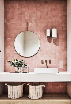 Interior Simple, Interior Design Minimalist, Bad Inspiration, Bathroom Inspiration, Modern Bathroom Decor, Bathroom Interior Design, Kitchen Decor, Simple Bathroom, Kitchen Storage