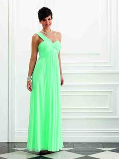 Tiffany Green Bridesmaid Dresses