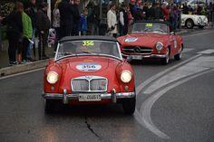 Janwib.blogspot Oldtimers en Meer : Mille Miglia Pesschiera 2016 (VideoFilm)