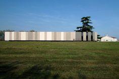 New Crematorium in Copparo / Patrimonio Copparo