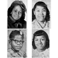 """In 1963, """"four little girls"""" in Birmingham, AL were murdered because simply of the color of their skin. Yesterday, Congress voted to award them one of our country's highest honors. http://tv.msnbc.com/2013/04/24/four-little-girls-of-birmingham-remembered-50-years-later/"""