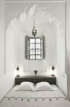 Morrocan Bedroom